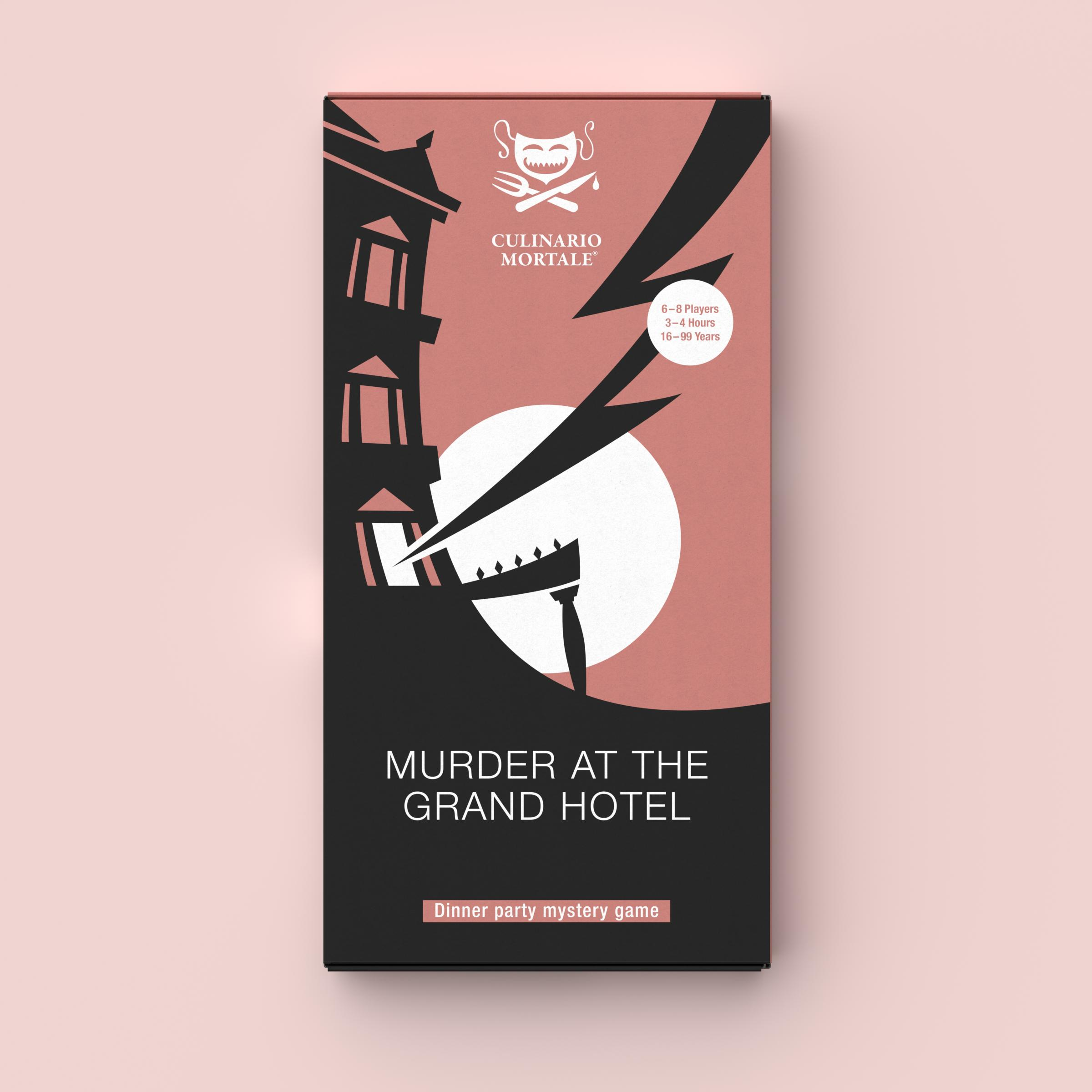 Murder at the Grand Hotel