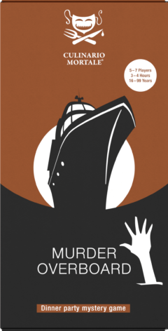 Link to murder mystery game 'Murder Overboard'